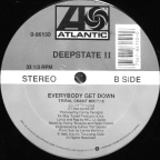 mindtrax / deepstate II – everybody get down (atlantic ‎0-86150)